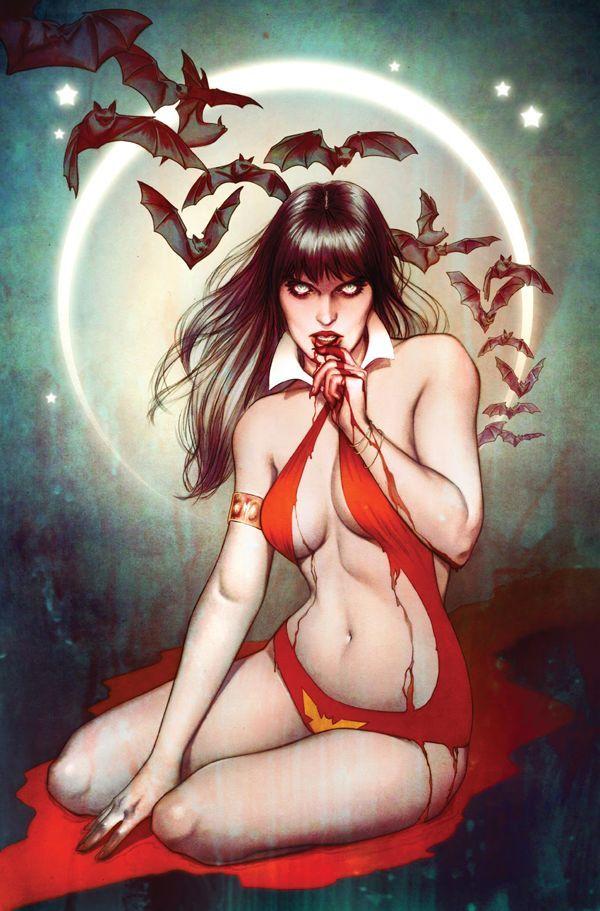 Vampirella Poster Book 03