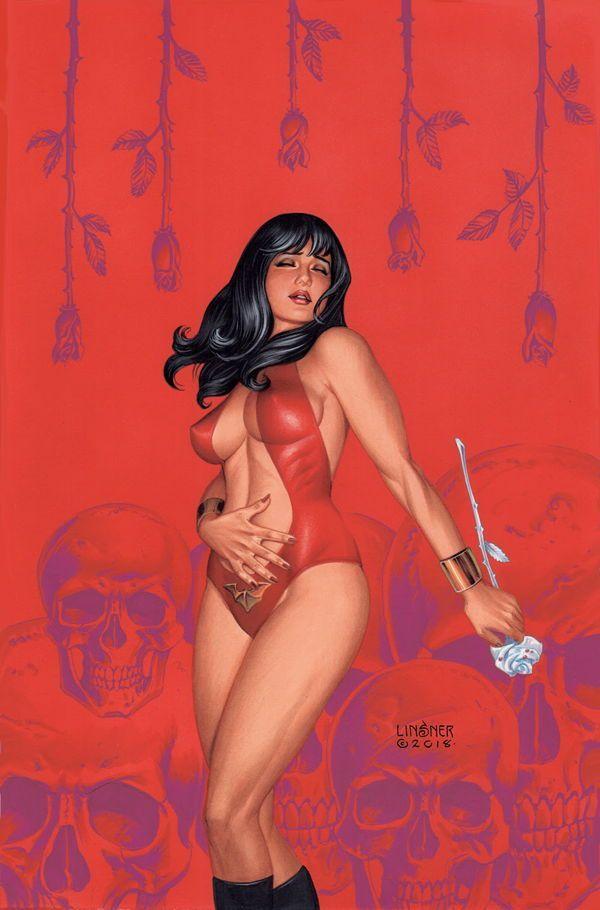 Vampirella Poster Book 04