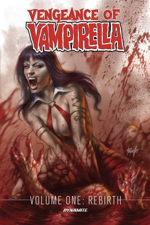 Vengeance Of Vampirella Large