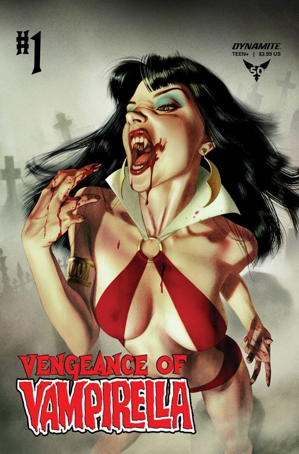 Vengeance Of Vampirella 00