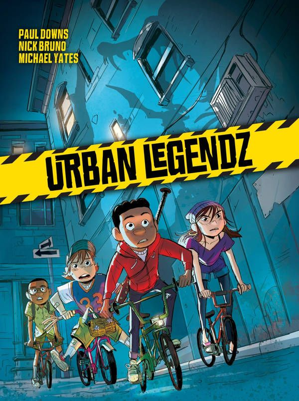 Urban Legendz 00