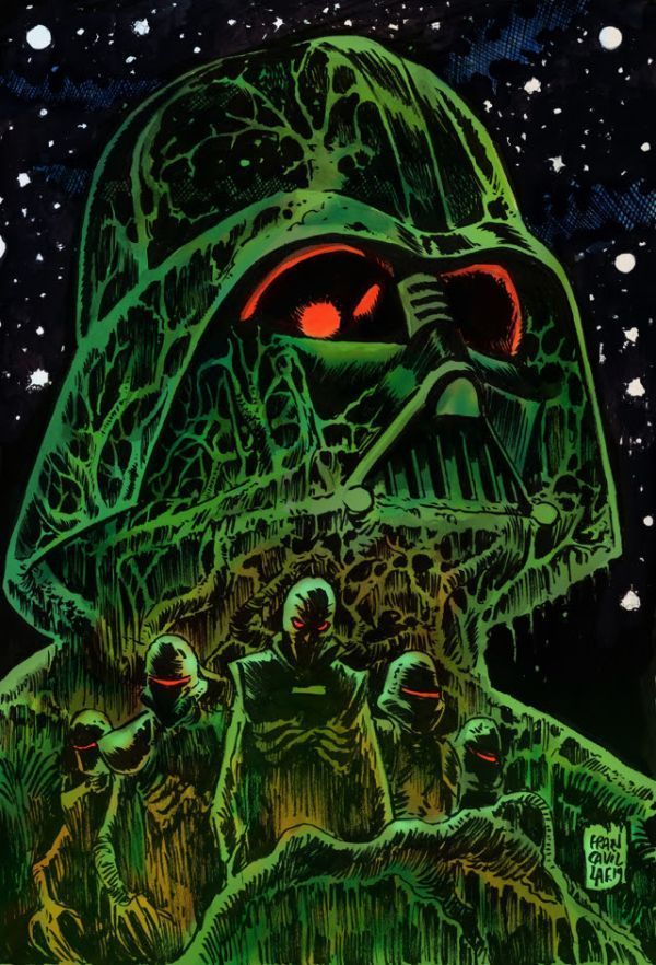 Star Wars Adventures Return To Vaders Castle 01