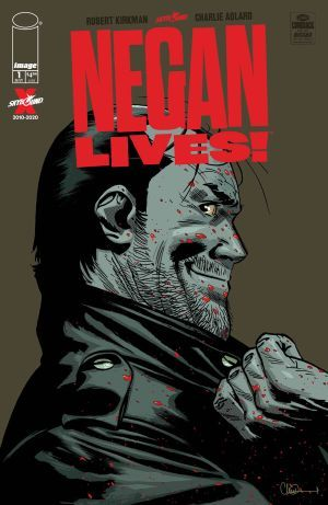 Negan Lives Large
