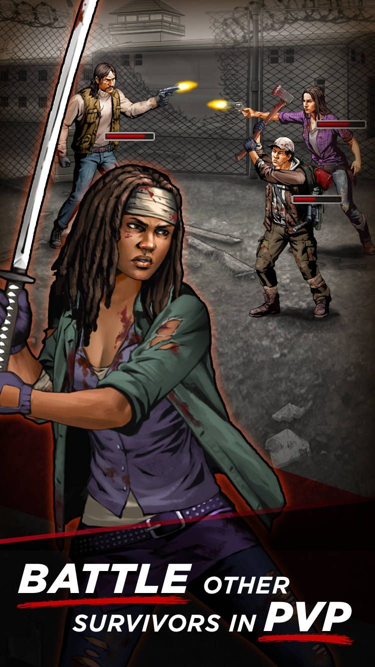 The Walking Dead Road To Survival 02