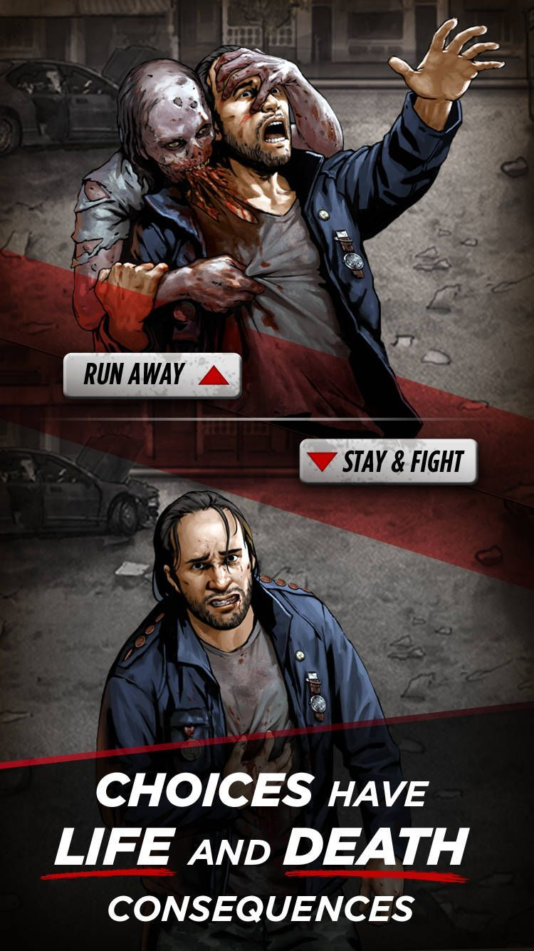 The Walking Dead Road To Survival 03