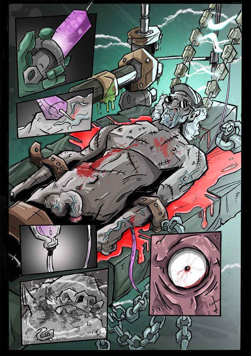 Slaughterhouse Z 01