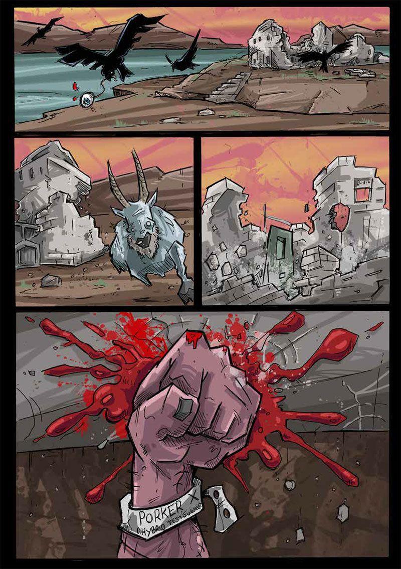 Slaughterhouse Z 02