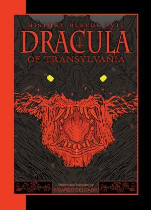 Dracula Of Transylvania Large