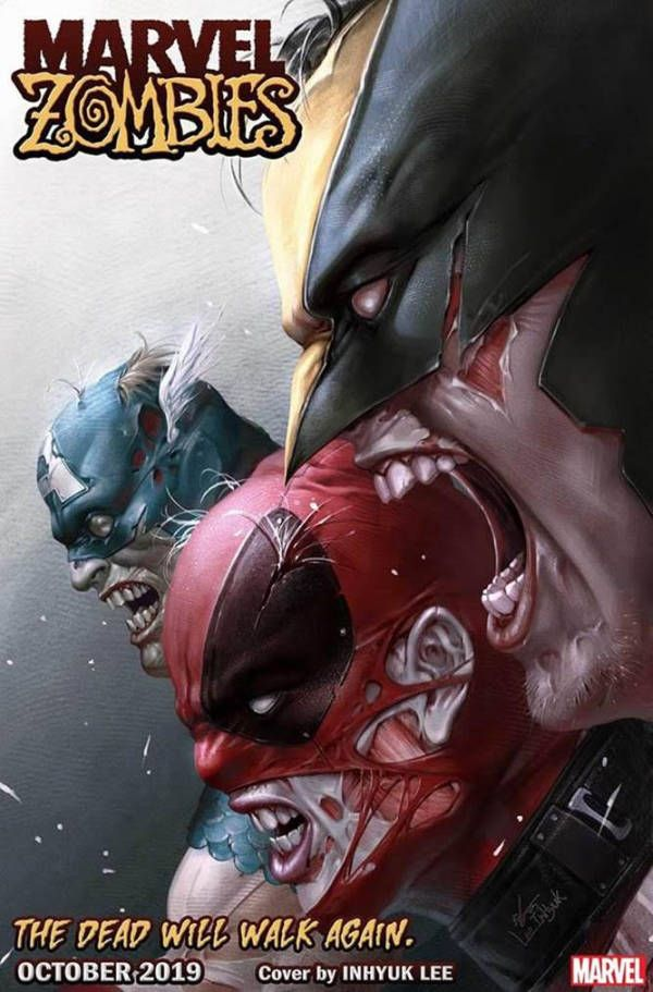 Marvel Zombies 2019