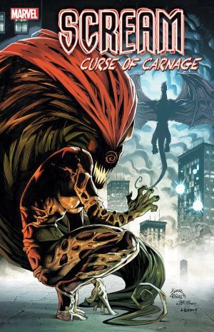 Scream Curse Of Carnage 4 Large