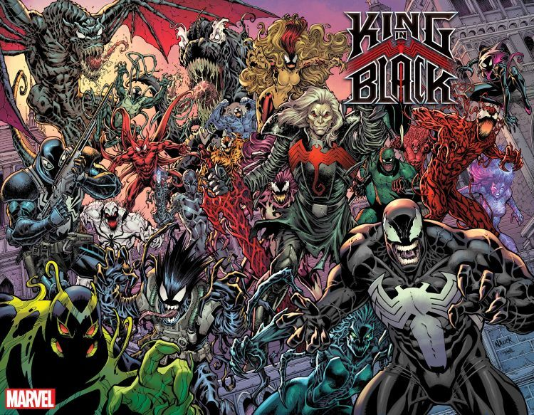 King In Black Nauck Variant Large