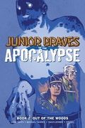 junior braves vol 2 cover