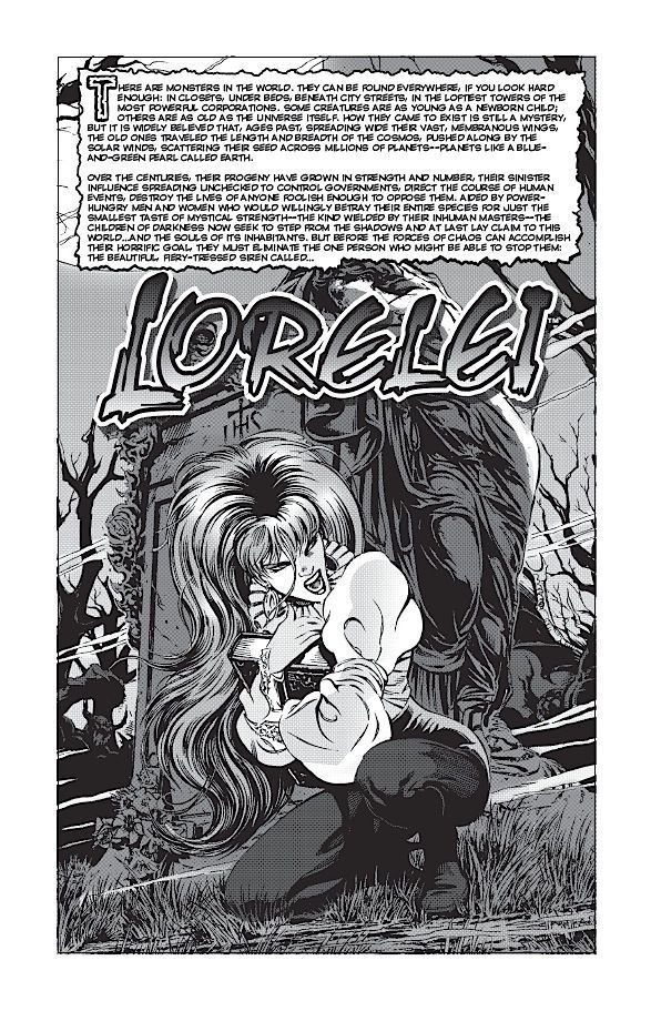Lorelei Sects And The City 01