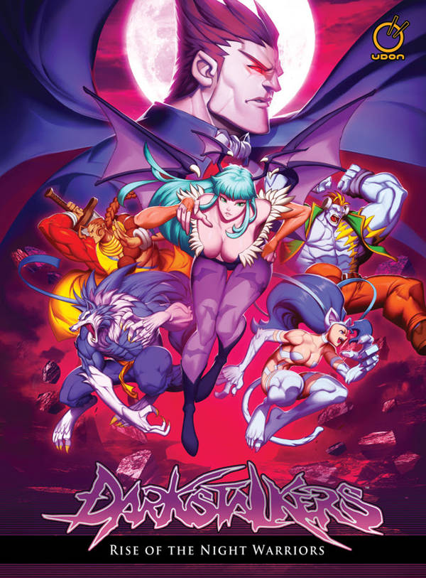 Darkstalkers Rise Of The Night Warriors 00