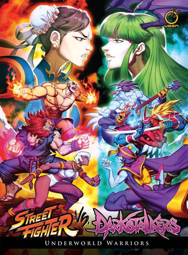 Street Fighter Vs Darkstalkers 00