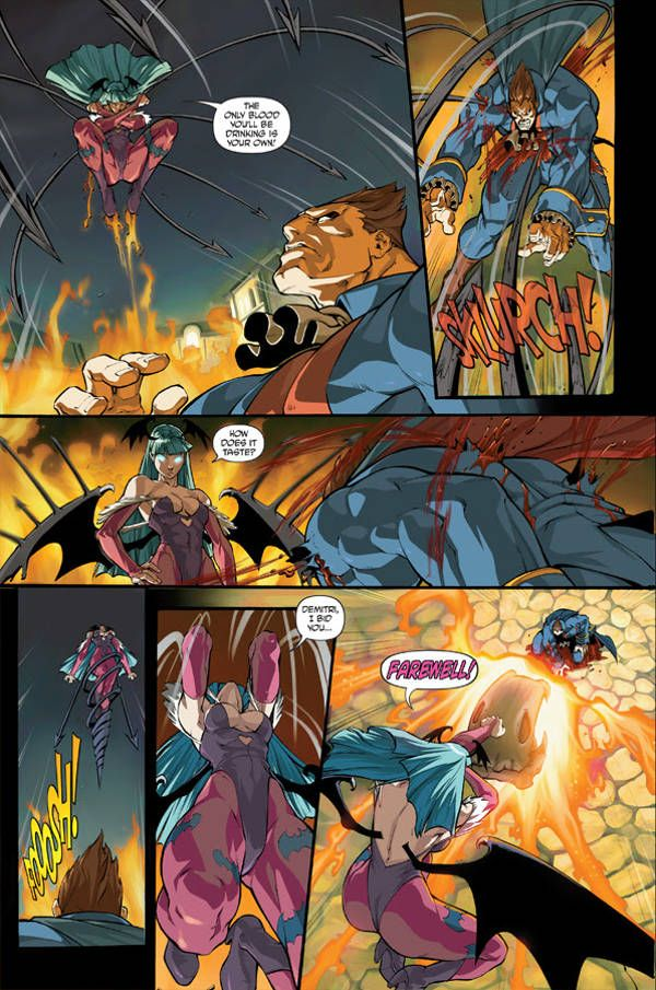 Darkstalkers Rise Of The Night Warriors 03