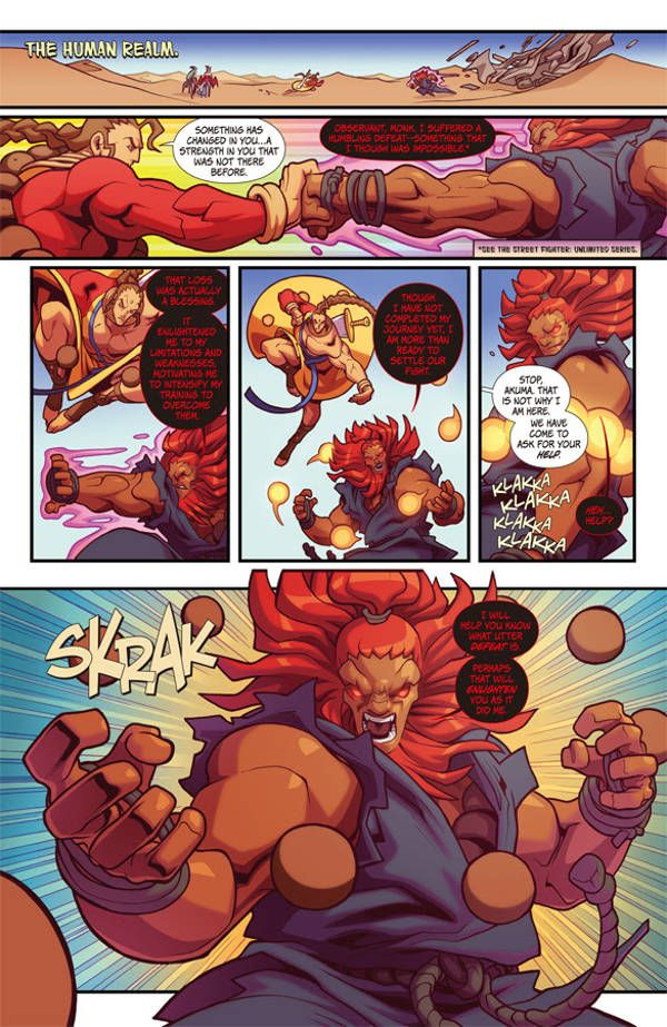 Street Fighter Vs Darkstalkers 03