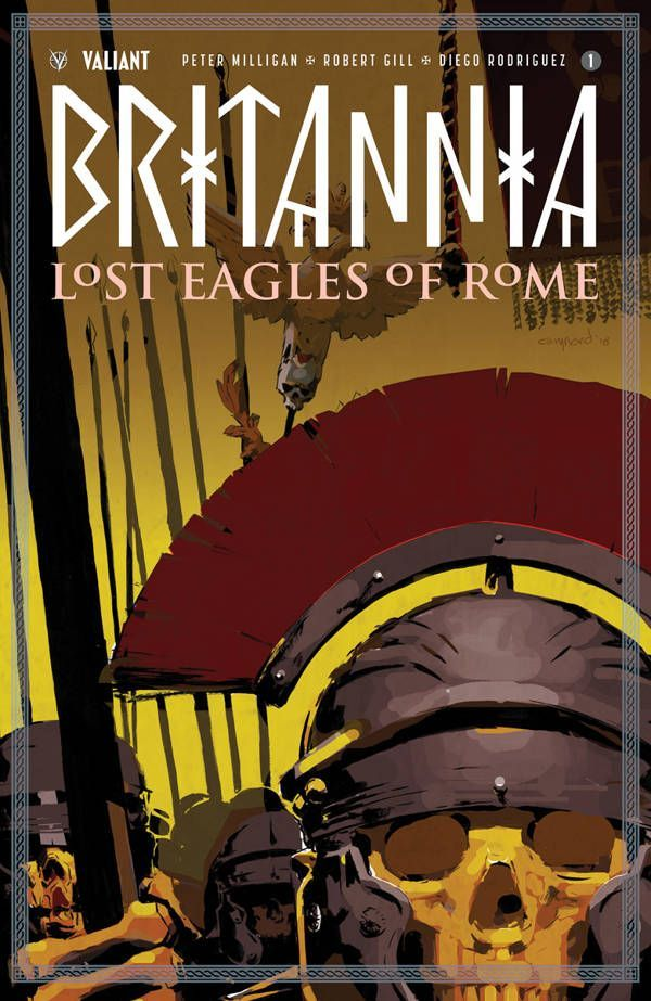 britannia lost eagles of rome 1 00