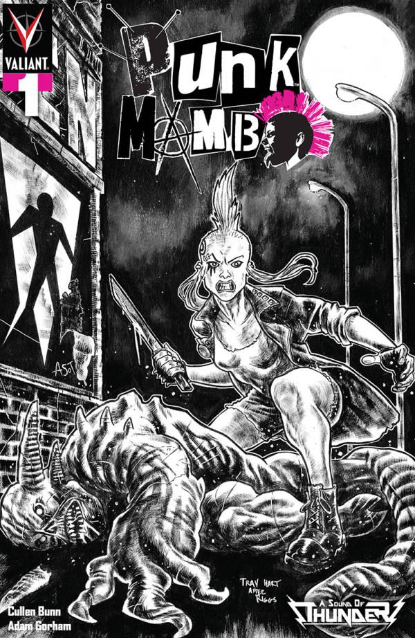 Punk Mambo Variant 01