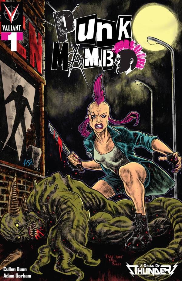 Punk Mambo Variant 02