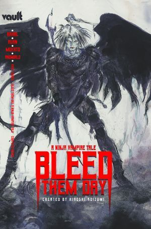 Bleed Them Dry Tpb Large