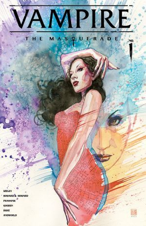 Vampire Masquerade David Mack Large