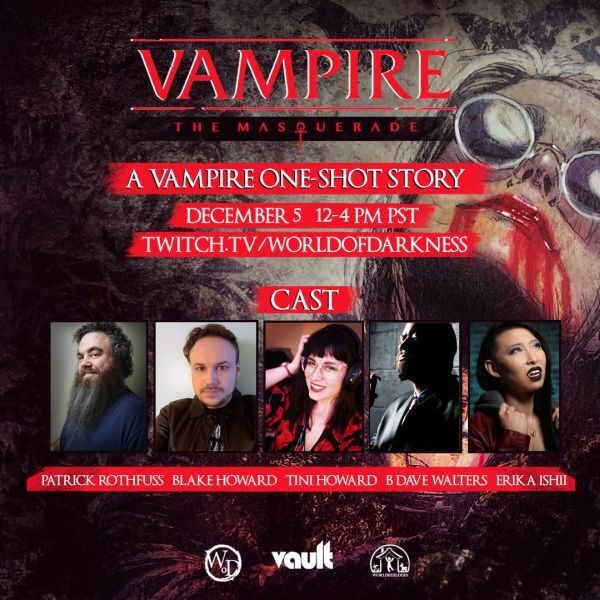 Vampire The Masquerade Twitch Large