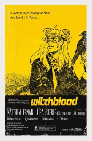 Witchblood 1 Variant Large