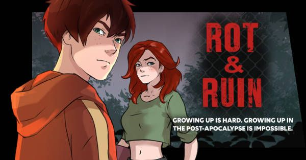 Rot Ruin Webtoon Large