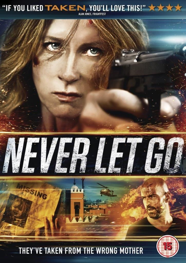 Never Let Go Dvd