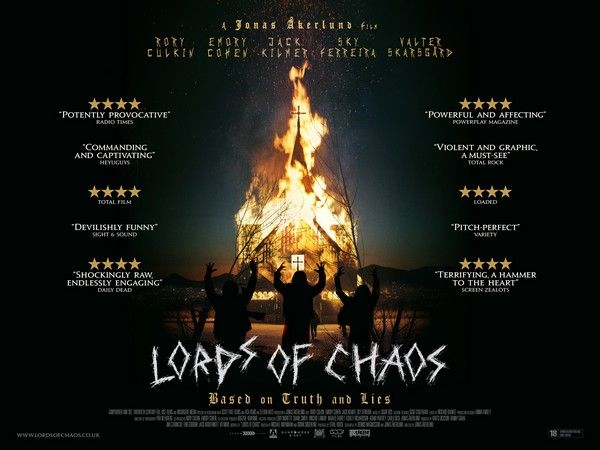 Lords Of Chaos Quad