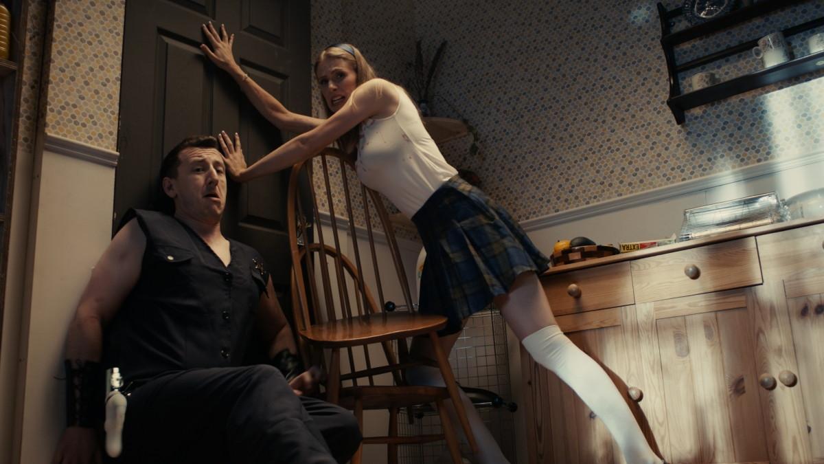 Carl (Arron Dennis) & Arya (Anna Dawson)