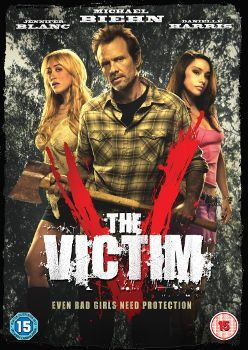 The Victim Dvd Cover