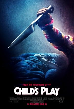 Childs Play Poster 2 Large