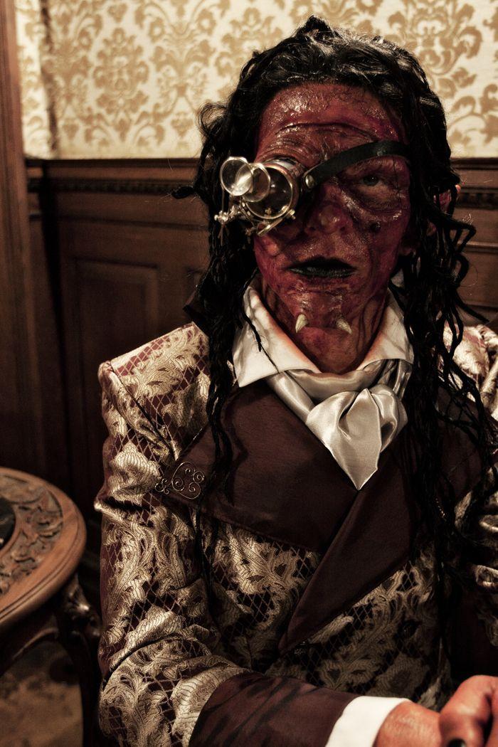 Charles Baker as Nesrew the Demon