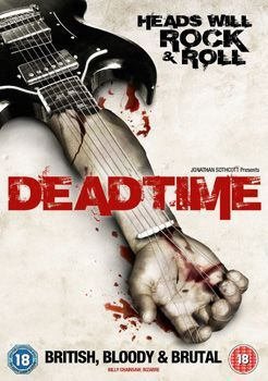 Deadtime Dvd Cover