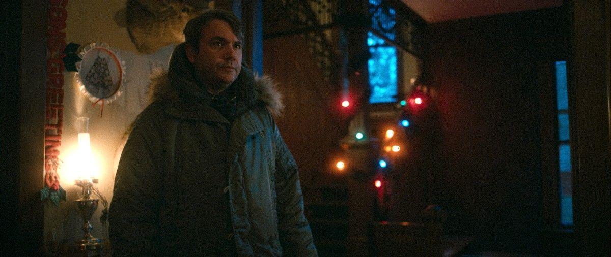 """AJ Bowen as """"Matt"""" in Josh Lobo's I Trapped The Devil. Courtesy of IFC Films. An IFC Midnight Release."""