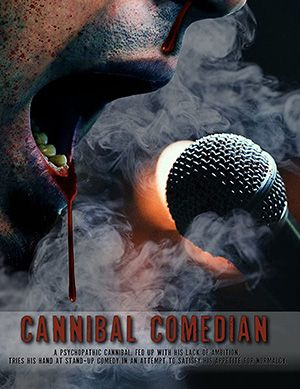 Cannibal Comedian Poster Large