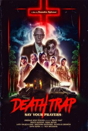 Death Trap Poster Large