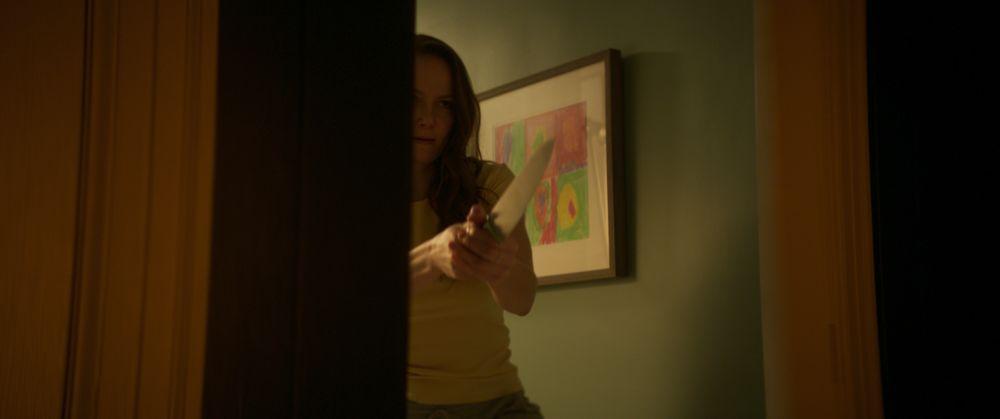 Andi Matichak as Laura in the horror film SON, a RLJE Films/Shudder release. Photo courtesy of RLJE Films.