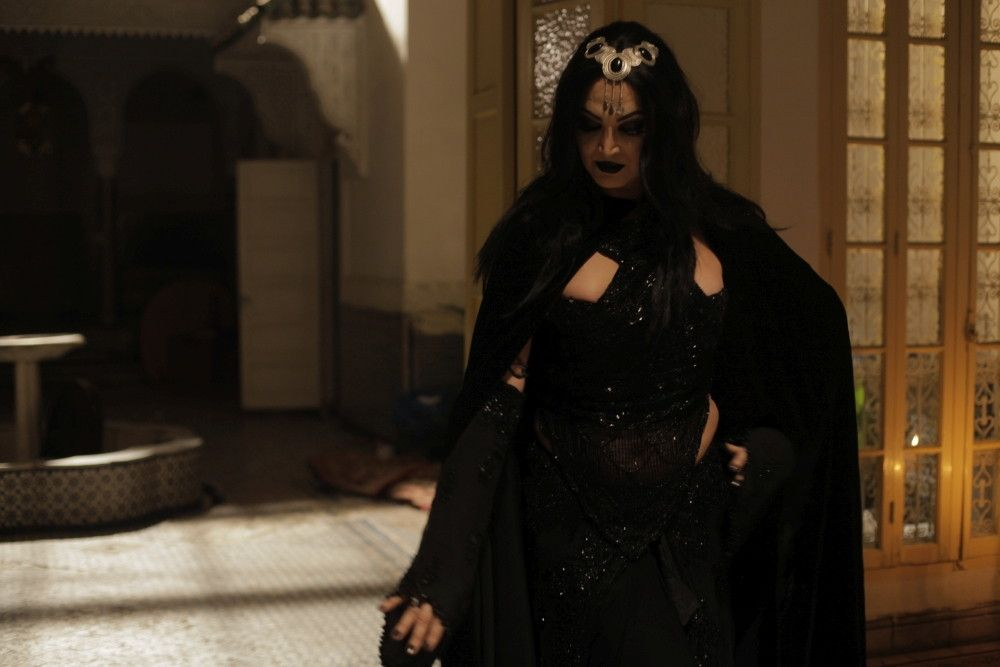 "Noor as Dancing Witch in the Gravitas Ventures horror film ""THE 16TH EPISODE"". Photo courtesy of Gravitas Ventures."