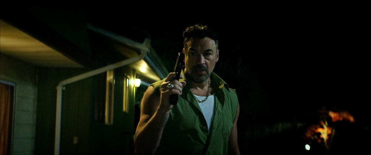 Aleks Paunovic as Terry in the sci-fi / thriller VOLITION, a Giant Pictures release. Photo courtesy of Giant Pictures.