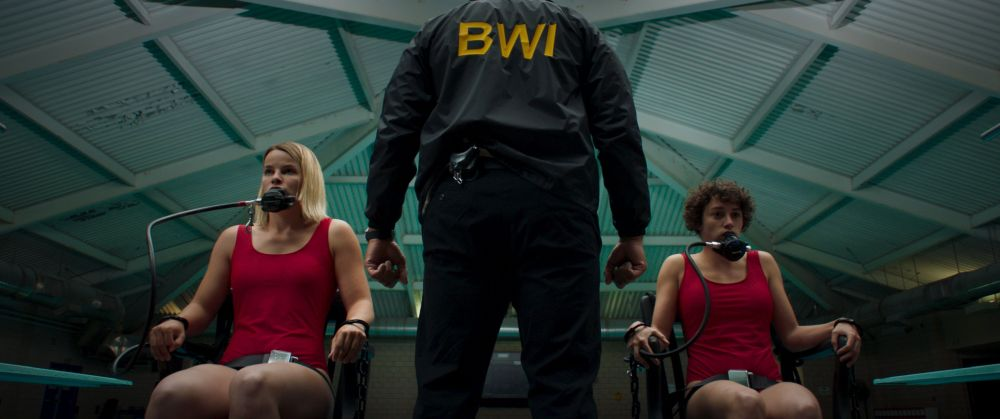 In the thriller/horror film, WITCH HUNT, a Momentum Pictures release. Photo courtesy of Momentum Pictures.