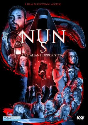 Nuns An Italian Horror Story Poster Large