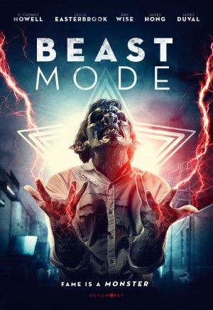 Beast Mode Poster Large
