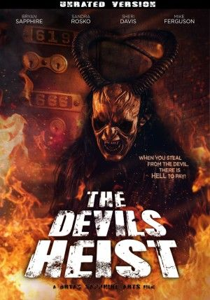 the devils heist poster large