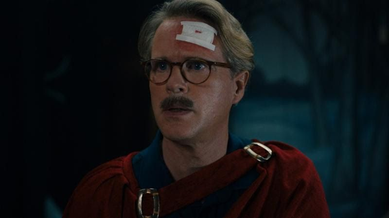 """Cary Elwes as """"Alex"""" in Ghost Light"""