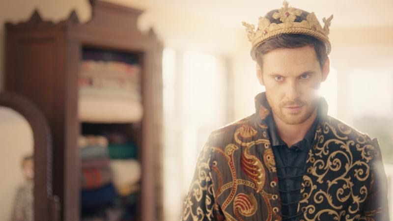 """Tom Riley as """"Thomas"""" in Ghost Light"""
