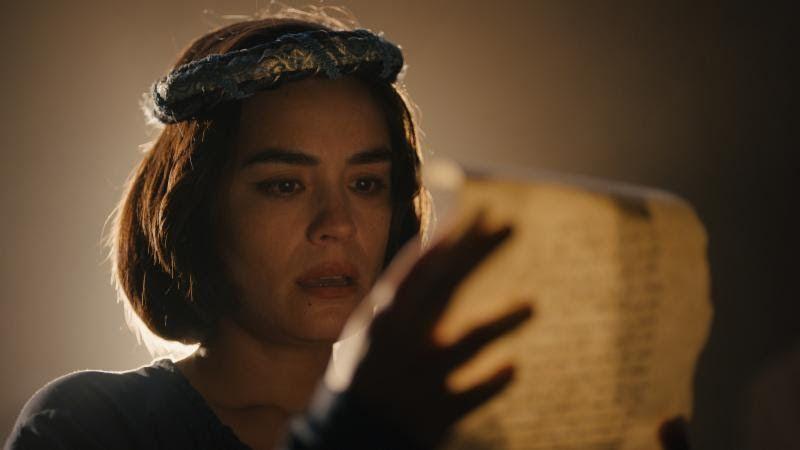 "Shannyn Sossamon as ""Liz Beth"" in Ghost Light"