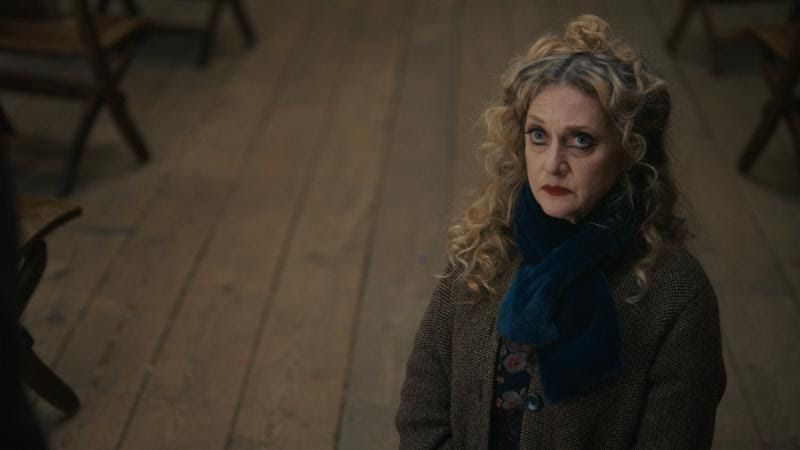 "Carol Kane as ""Madeline"" in Ghost Light"
